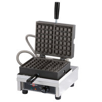 Krampouz WECCHCAS Liege Style Belgian Waffle Maker - 4 x 7, 120V
