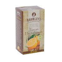 Bromley Exotic Tuscan Lemon Herbal Tea - 24/Box
