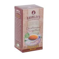 Bromley Exotic Orange Pekoe Decaffeinated Tea - 24/Box