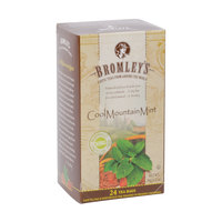 Bromley Exotic Cool Mountain Mint Herbal Tea - 24/Box
