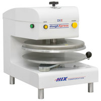 DoughXpress DXE-WH Automatic Pizza Dough Press 18 inch - White, Electromechanical