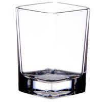 Thunder Group PLTHSG125SC 2.5 oz. Plastic Square Shot Glass