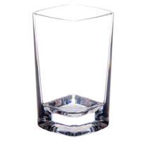 Thunder Group PLTHSG130SC 3 oz. Plastic Square Shot Glass