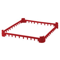 Vollrath 5230430 Red Full-Size Open Extender for Vollrath Signature Glass Racks