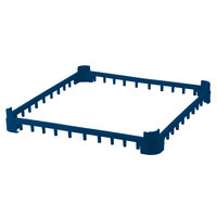 Vollrath 5230470 Royal Blue Full-Size Open Extender for Vollrath Signature Glass Racks