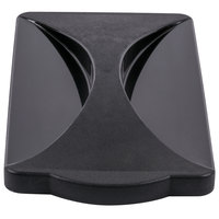 Choice Black Replacement Lid for 3 Gallon Beverage Dispenser