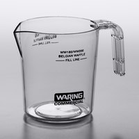 Waring 032364 Belgian Waffle Batter Pour Cup