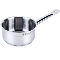 Vollrath 3800 Optio 1 Qt. Sauce Pan with Cover