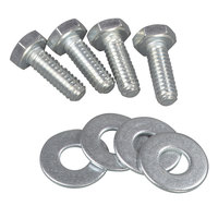 Carlisle 670700 Tray Slide Hardware for Six Star Food Bar