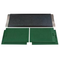 Carlisle 661608 Forest Green Storage Kit for 6' Six Star Portable Food Bar