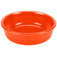 Homer Laughlin 460338 Fiesta Poppy 14.25 oz. Nappy Bowl - 12/Case
