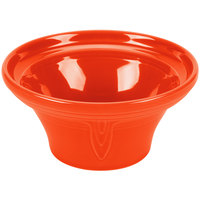 Homer Laughlin 431338 Fiesta Poppy 40 oz. Hostess Bowl - 4/Case