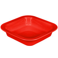Homer Laughlin 962338 Fiesta Poppy 2 Qt. Multipurpose Bowl - 2/Case