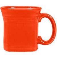 Homer Laughlin 923338 Fiesta Poppy 13 oz. Square Mug - 12/Case