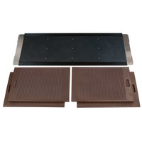 Carlisle 661601 Brown Storage Kit for 6' Six Star Portable Food Bar