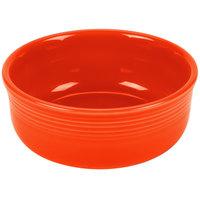 Homer Laughlin 576338 Fiesta Poppy 22 oz. China Chowder Bowl - 6/Case