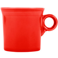 Homer Laughlin 453338 Fiesta Poppy 10.25 oz. Mug - 12/Case