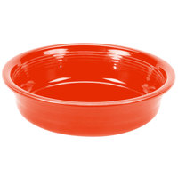 Homer Laughlin 455338 Fiesta Poppy 10 1/2 inch 2 qt. Extra Large Bowl - 4 / Case
