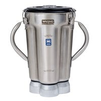 Waring 704587 1 Gallon Blender Container with Vinyl Lid