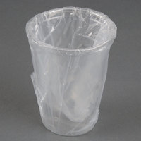 Dart Solo UltraClear TP9DW 9 oz. Clear PET Plastic Cold Tall Cup Individually Wrapped - 500/Case
