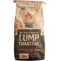 Backyard Pro 100% Natural Hardwood Lump Charcoal - 20 lb.