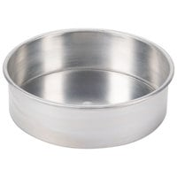 American Metalcraft 3809 9 inch x 3 inch Aluminum Round Cake Pan