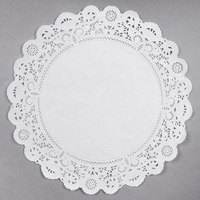 Normandy 16 inch Lace Doilies   - 250/Case