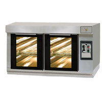 Doyon ES2TP Low Profile Proofer for 2T Artisan Stone Deck Ovens - 6 Pan Capacity
