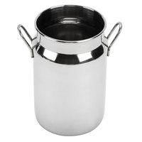 American Metalcraft MICH15 15 oz. Stainless Steel Milk Can Creamer