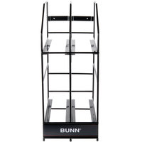 Bunn 4 Position Hopper Rack for MHG Smart Hoppers (Bunn 36760.0001)