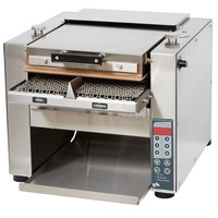 Star HCT-13 Analog Contact Conveyor Toaster with 13 inch Opening