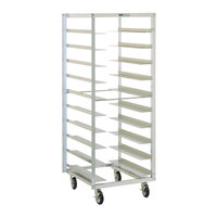 Metro RD27N 10 Pan End Load Oval Tray Rack - Assembled