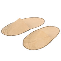Royal Paper RHM6P Disposable Paper Slippers Pair - 25/Pack