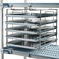 Metro MX24SE Adjustable Slides with Epoxy Coating for MetroMax i Shelving