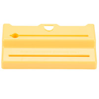 San Jamar STK1006YL Saf-T-Knife Station Jr. Yellow Lid