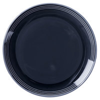 Homer Laughlin 13069712 Bosque Blueberry 6 1/2 inch Round Plate - 36/Case