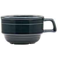 Homer Laughlin 13049712 Bosque Blueberry 10.5 oz. Stackable Cup - 36/Case