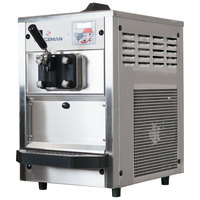 Spaceman 6220 Soft Serve Ice Cream Machine with 1 Hopper - 110V