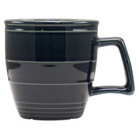 Homer Laughlin 13229712 Bosque Blueberry 14 oz. Mug - 12/Case