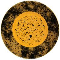 Homer Laughlin 809981 Bosque Goldenrod Embers 48 oz. Option Bowl - 12 / Case