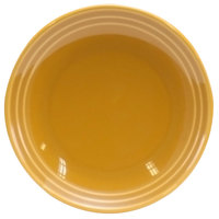 Homer Laughlin 10449518 Bosque Goldenrod 5 inch Oil Dish - 36/Case