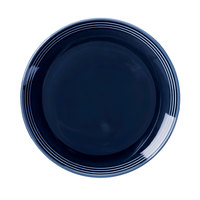 Homer Laughlin 13239712 Bosque Blueberry 10 inch Oval Platter - 12/Case