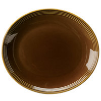 Homer Laughlin 13239392 Bosque Maple 10 inch Oval Platter - 12/Case