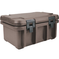 Cambro UPC180194 Granite Sand Camcarrier Ultra Pan Carrier - Top Load for 12 inch x 20 inch Food Pan