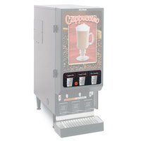 Bunn 28543.0000 Membrane Switch for FMD-3 Hot Beverage Dispensers with Digital Touch Controls