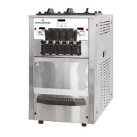 Spaceman 6265H Soft Serve Ice Cream Machine with 3 Hoppers