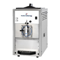 Spaceman 6490H Slushy / Granita Stainless Steel Frozen Drink Machine - 110V