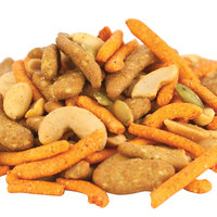 Fiesta Sunshine Snack Mix 4 lb. Bag   - 4/Case