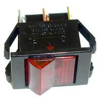Bunn 04067.0001 On / Off Red Lighted Rocker Switch for A10 Coffee Brewers