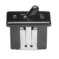 Bunn 28857.0000 Run / Rinse Toggle Switch for Hot Beverage Dispensers & Powder Autofill Systems